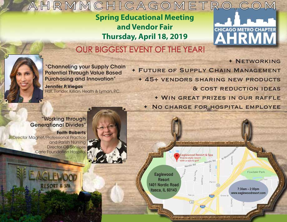 2019 Spring Event