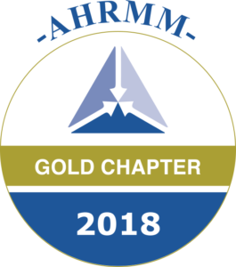 AHRMM Gold Chapter
