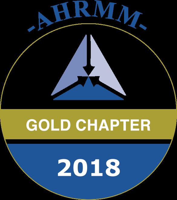 AHRMM Gold Chapter
